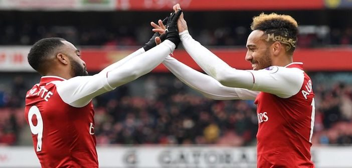 Lacazette, Aura - Arsenal