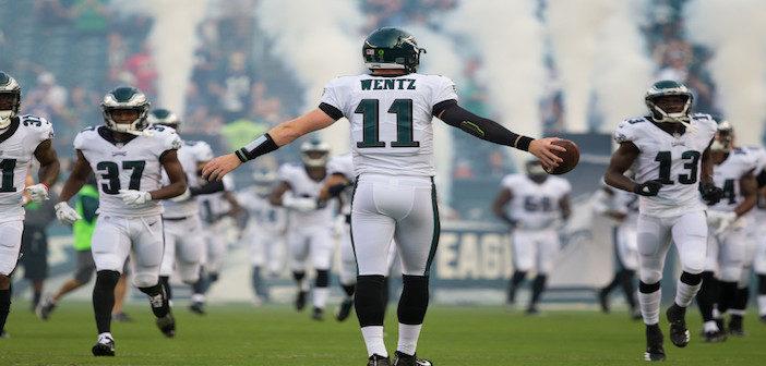 Philadelphia Eagles - Carson Wentz