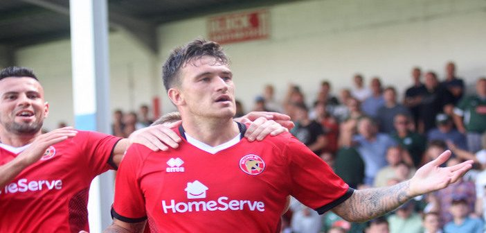 Andy Cook - Walsall