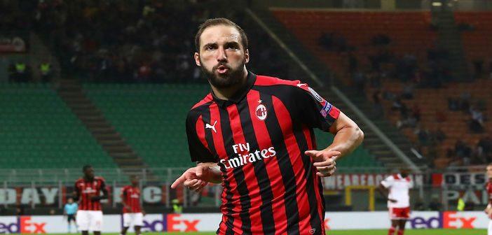 Gonzalo Higuain - Milan
