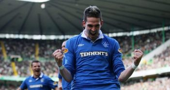 Kyle Lafferty - Rangers