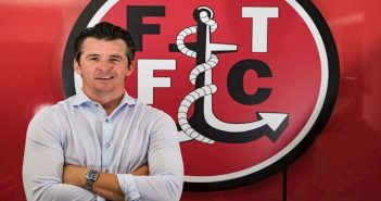 Joey Barton - Fleetwood