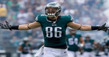 Zach Ertz - Philadelphia Eagles