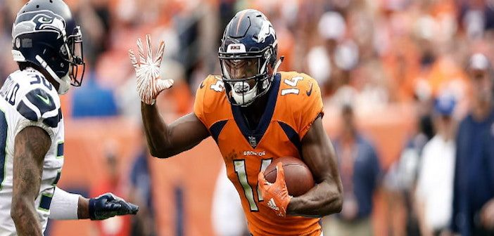 Courtland Sutton - Broncos