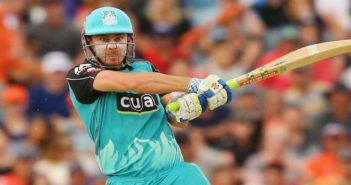 Chris Lynn - Brisbane Heat