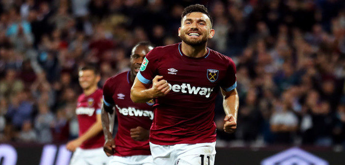 Robert Snodgrass - West Ham