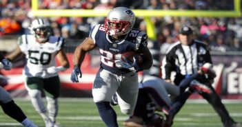 James White - Patriots