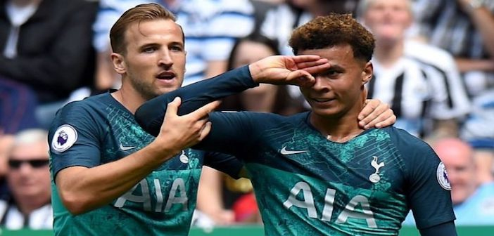 Alli, Kane - Spurs