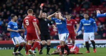 Aberdeen v Rangers