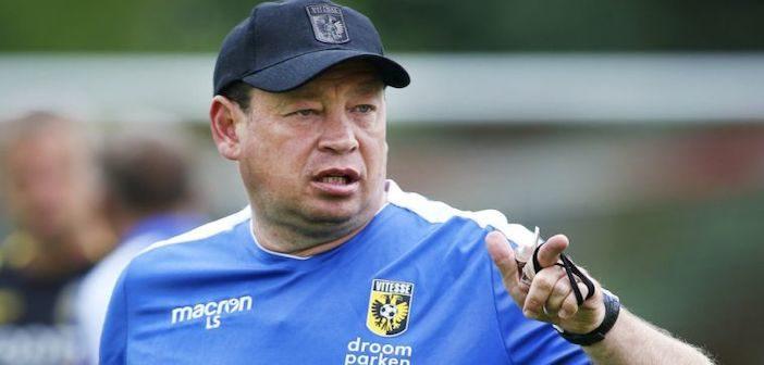 Leonid Slutsky - Vitesse