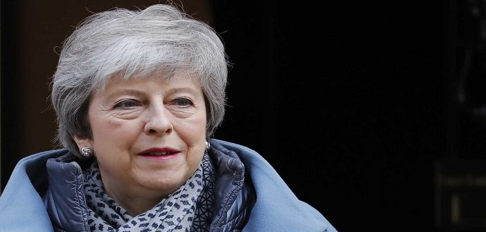 Politics: Back Theresa to fall on her sword sooner rather than later