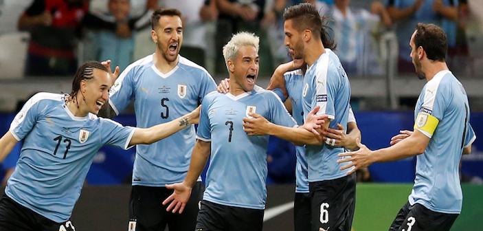 Japan uruguay betting expert soccer oregon vs ucla line betting on favorite