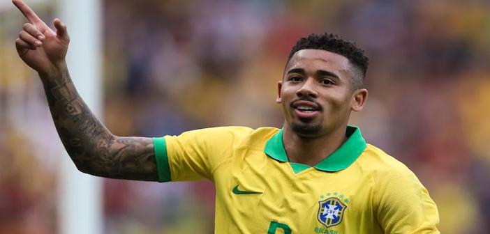 Brazil - Gabriel Jesus