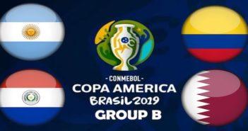 Copa America Group B