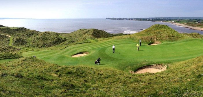 Irish Open, Lahinch