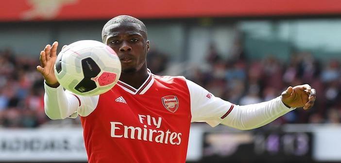 Nicolas Pepe - Arsenal