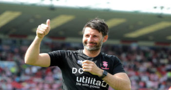 Danny Cowley - Lincoln