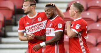 Britt Assombalonga - Middlesbrough