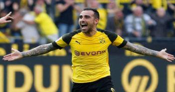 Paco Alcacer - Dortmund
