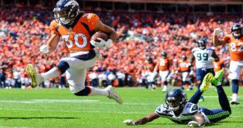 Phillip Lindsay - Denver Broncos