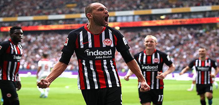 Bas Dost - Eintracht Frankfurt