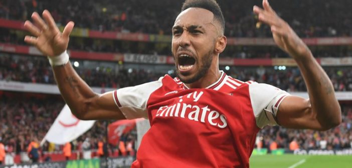 Pierre-Emerick Aubameyang - Arsenal