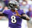 Lamar Jackson - Baltimore Ravens