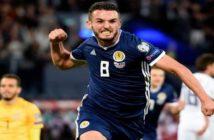 John McGinn - Scotland