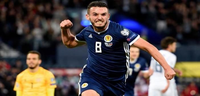 Scotland v Kazakhstan: Scots to sign-off in style
