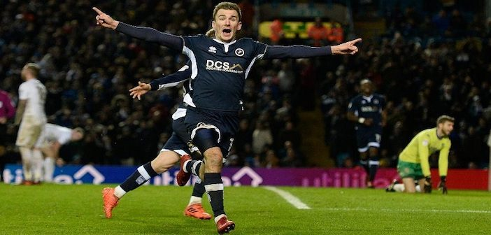 Jed Wallace - Millwall
