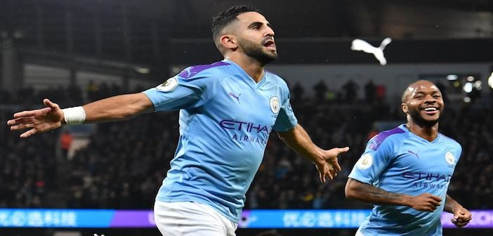 Riyad Mahrez - Man City