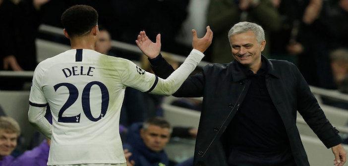 Mourinho - Spurs