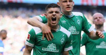 Milot Rashica - Werder Bremen