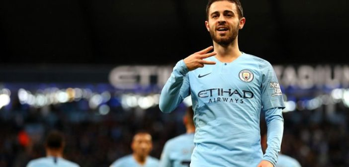 Bernardo Silva - Man City