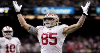 George Kittle - San Francisco 49ers