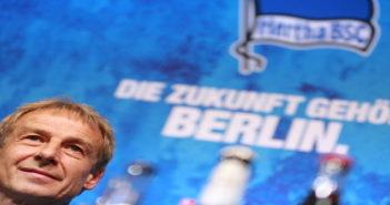 Klinsmann - Hertha