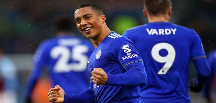 Youri Tielemans - Leicester
