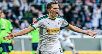 Mathias Ginter - Gladbach