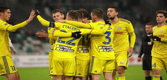 World Football Betting Tips: BATE backed in Belarus on Sunday
