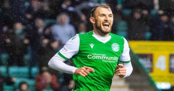 Christian Doidge - Hibs