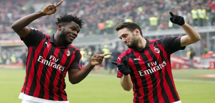 Franck Kessie - Milan