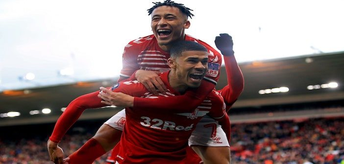 Ashley Fletcher - Middlesbrough