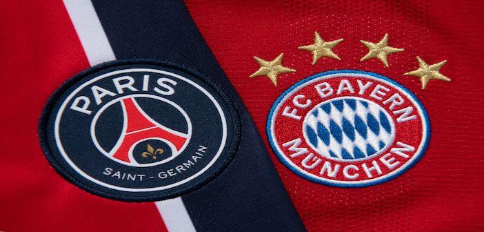 PSG v Bayern