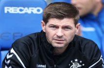 Gerrard - Rangers