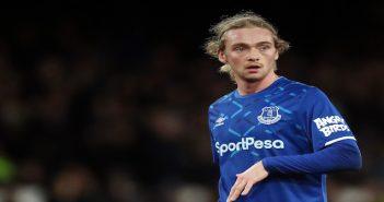 Tom Davies - Everton