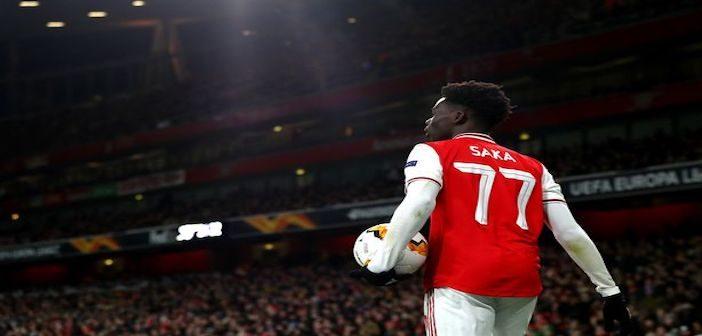 Saka - Arsenal