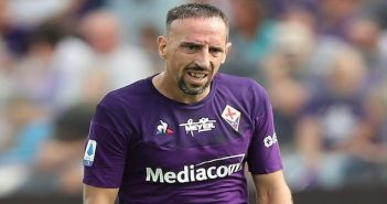 Ribery - Fiorentina
