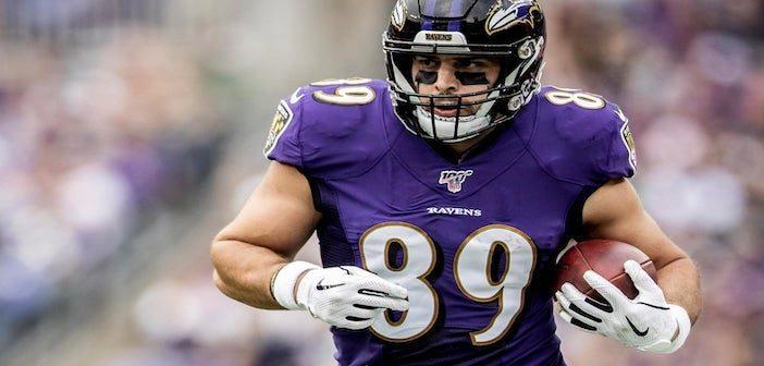 Mark Andrews - Baltimore Ravens