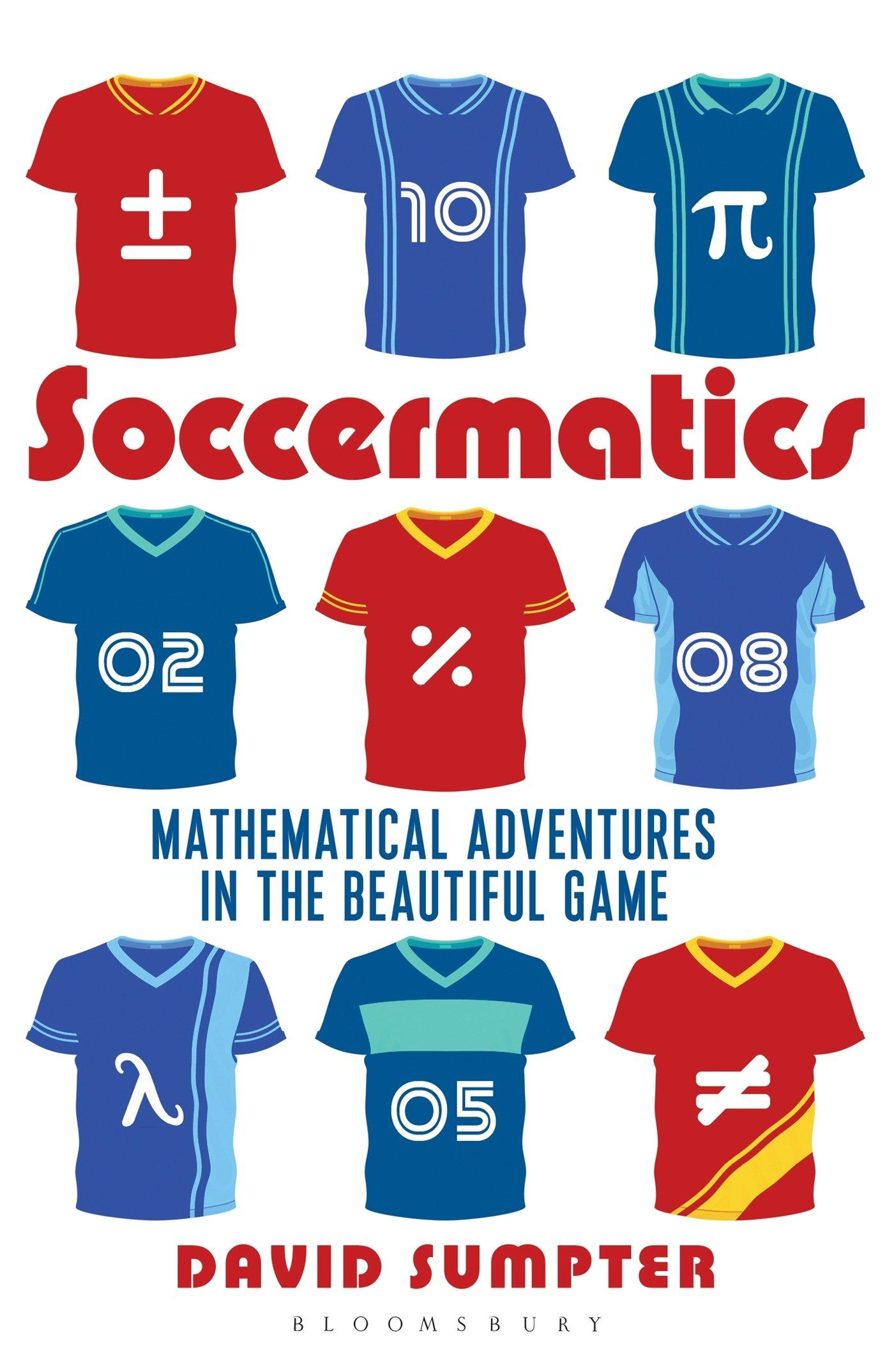 Рецензия на книгу: чему игроки могут научиться у Soccermatics?