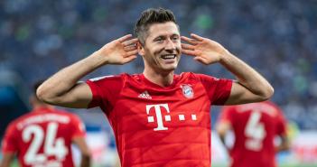 Lewandowski - Bayern